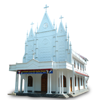 St Mary's Jacobite Syrian Christian Church Poothamkutty